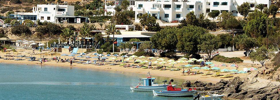 Votsalakia Beach Hotel, Amoopi, Karpathos, Grekland