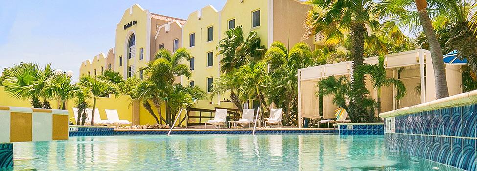 Brickell Bay, Aruba, Aruba, Karibien/Västindien & Centralamerika