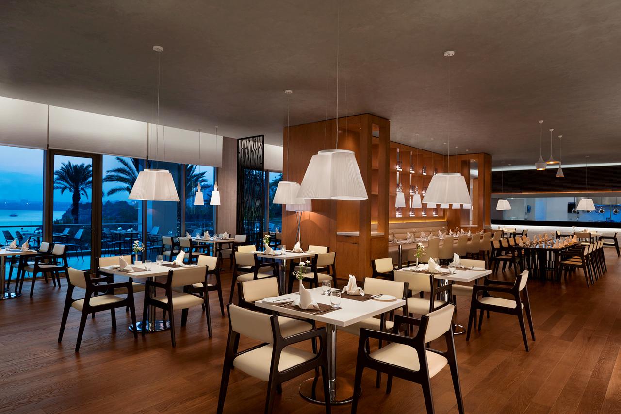 Restaurang på Akra Hotel