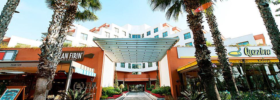 Akra-V Hotel, Antalya, Antalya-området, Turkiet