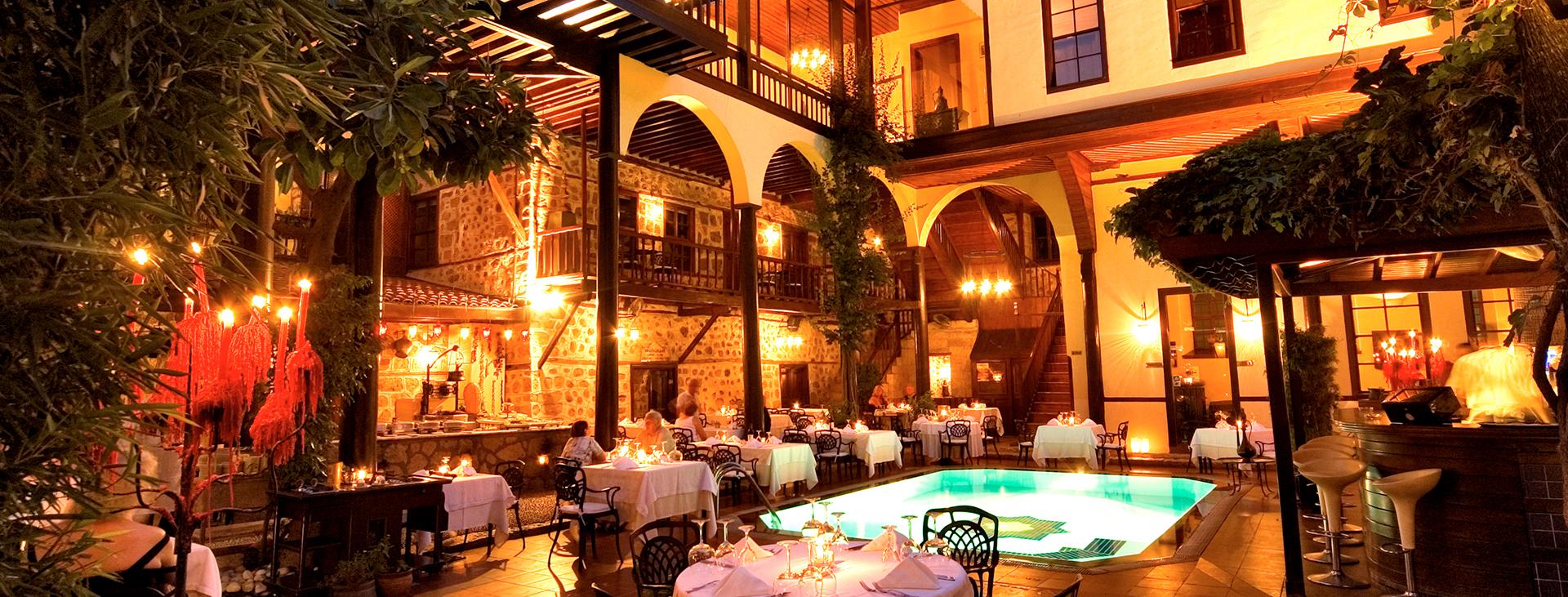 Alp Pasa Hotel, Antalya, Antalya-området, Turkiet