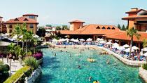 All Inclusive på hotell Club Grand Aqua.