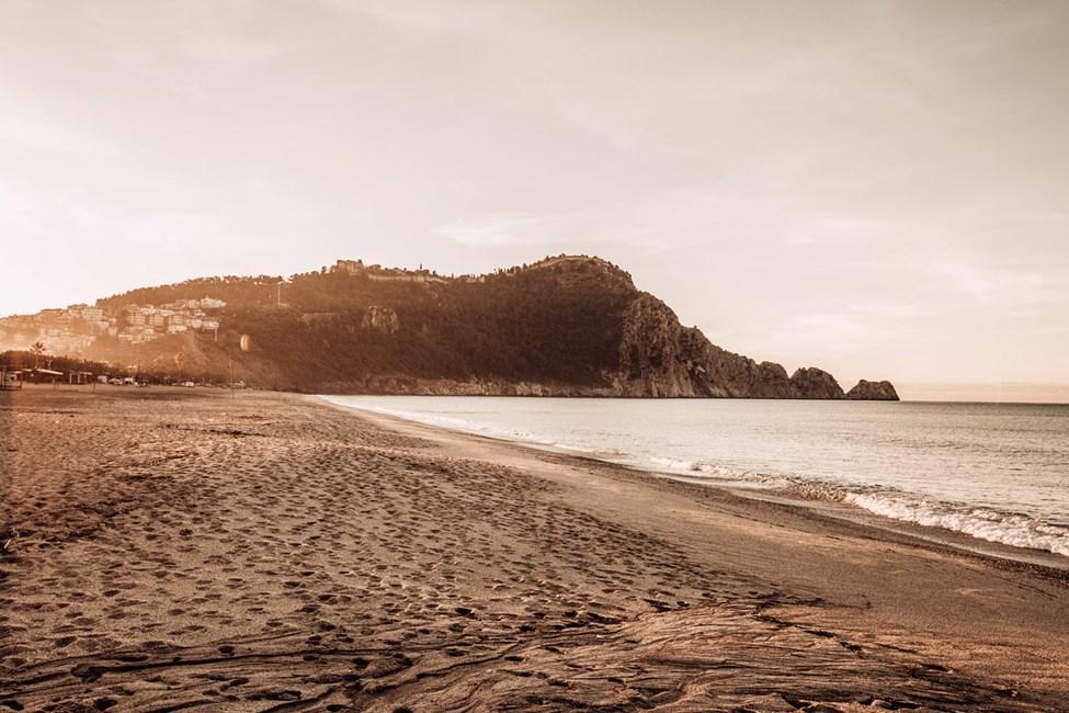Strand i omgivningarna