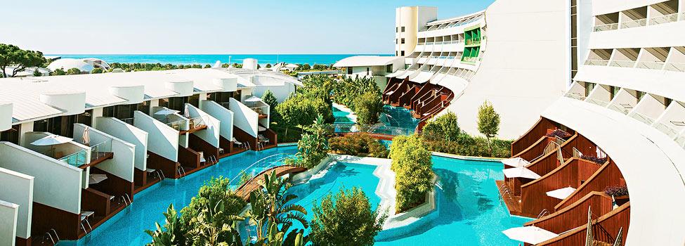 Cornelia Diamond Golf Resort & Spa, Belek, Antalya-området, Turkiet