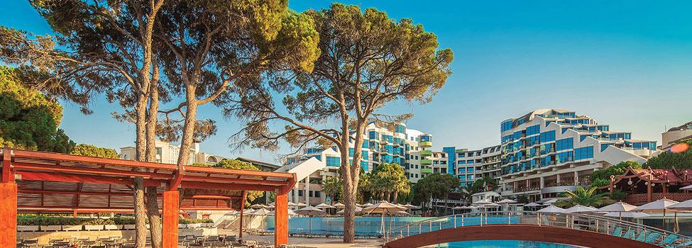 Cornelia De Luxe Resort, Belek, Antalya-området, Turkiet