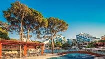 All Inclusive på hotell Cornelia De Luxe Resort.