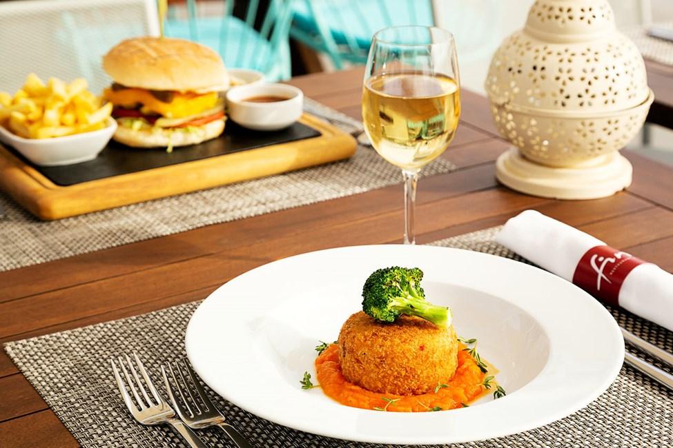 Fino Restaurant & Grill.