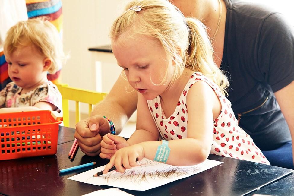 I Lollo & Bernies Mini Land finns det alltid något att göra för barnen.