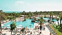 All Inclusive på hotell Gloria Golf Resort.