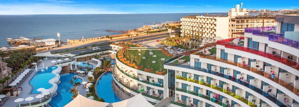 Long Beach Harmony, Alanya, Antalya-området, Turkiet