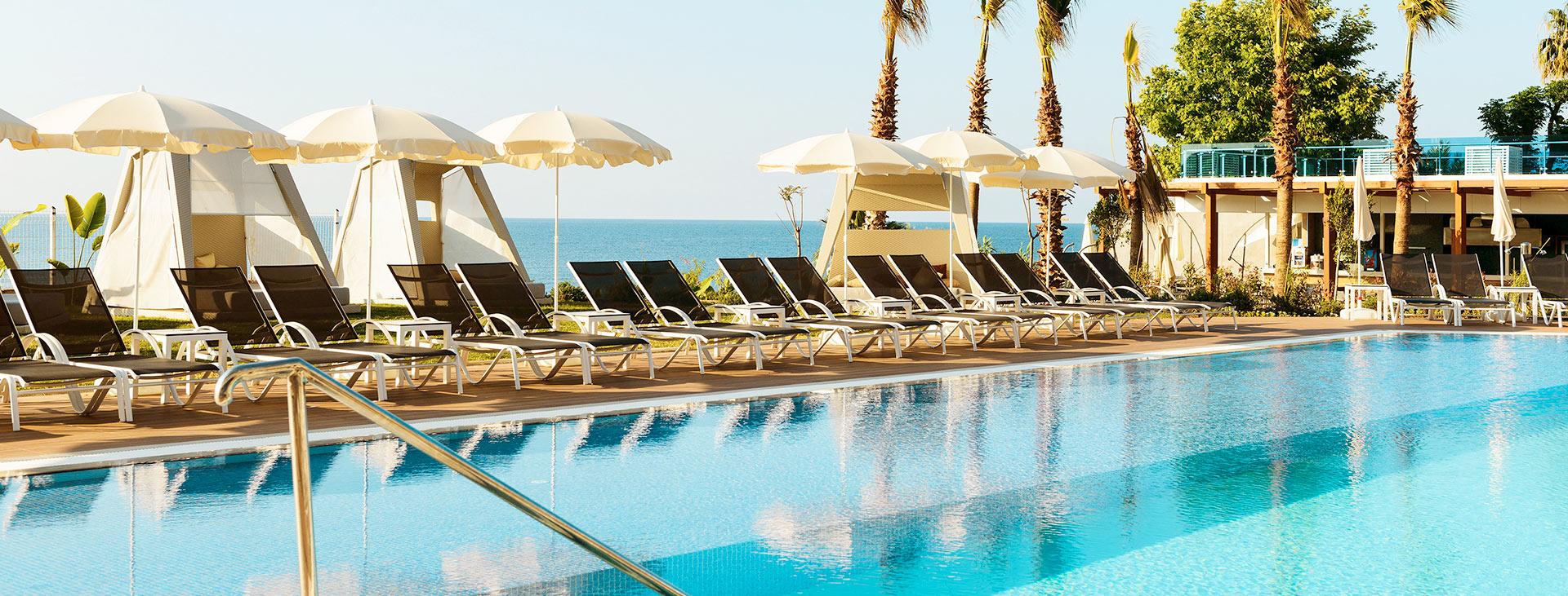 Sunprime Numa Beach, Alanya, Antalya-området, Turkiet