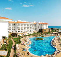 All Inclusive på hotell SunConnect Sea World Resort & Spa.