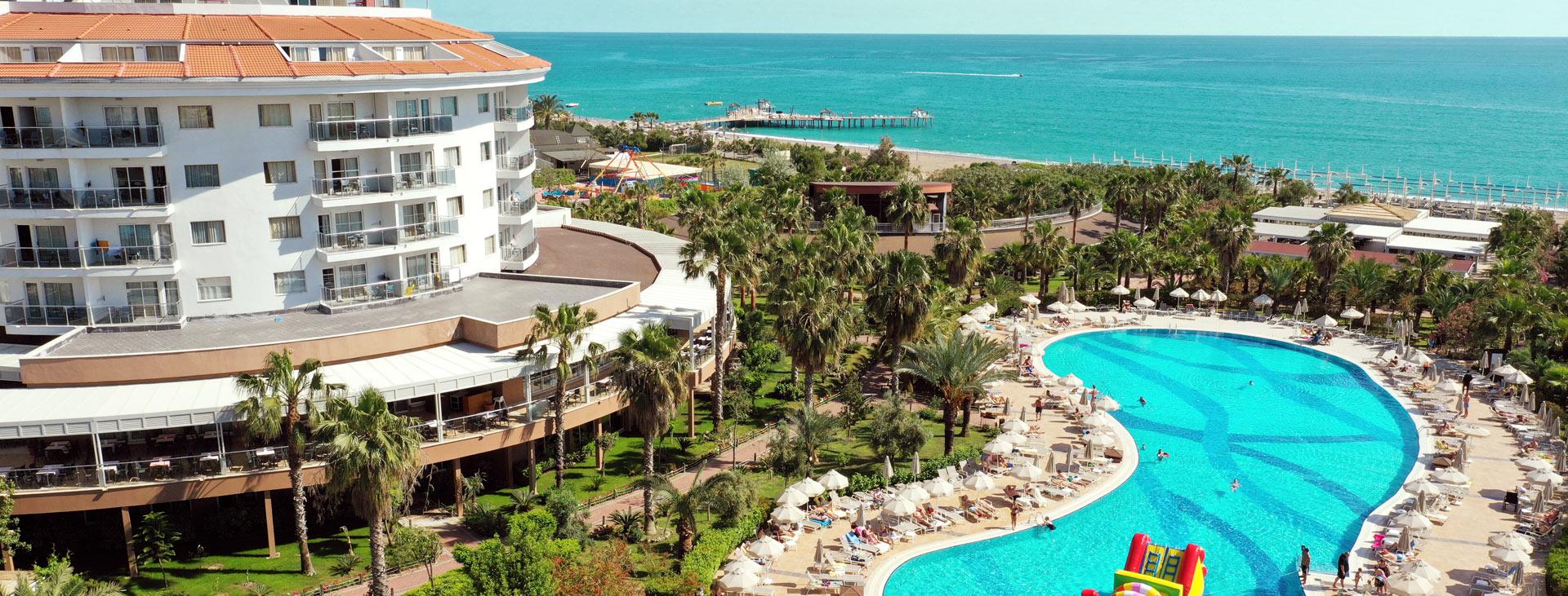 SunConnect Sea World Resort & Spa, Side, Antalya-området, Turkiet