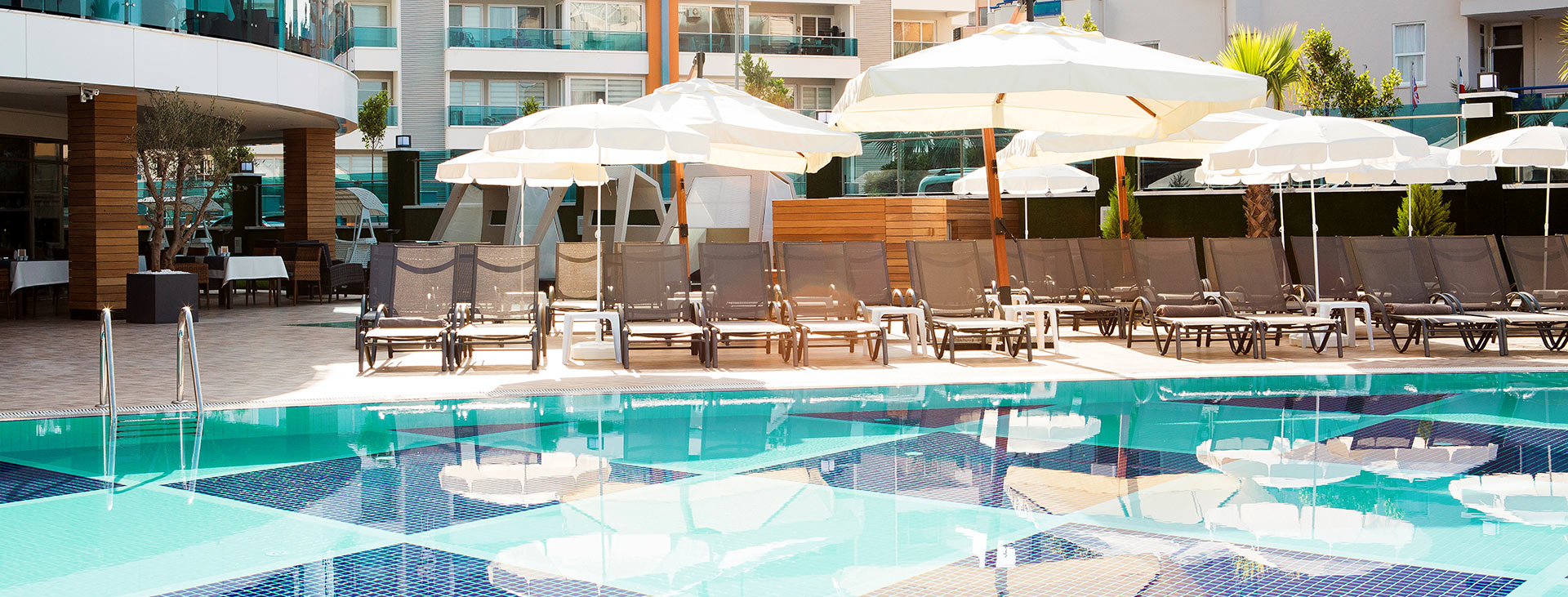 Sunprime C-Lounge, Alanya, Antalya-området, Turkiet