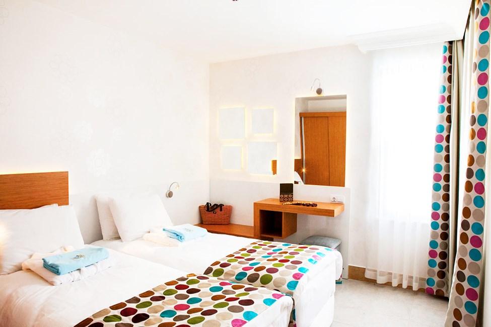 Sovrum i två- och trerumslägenheter