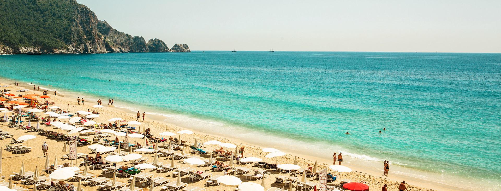 Sunprime Alanya Beach, Alanya, Antalya-området, Turkiet