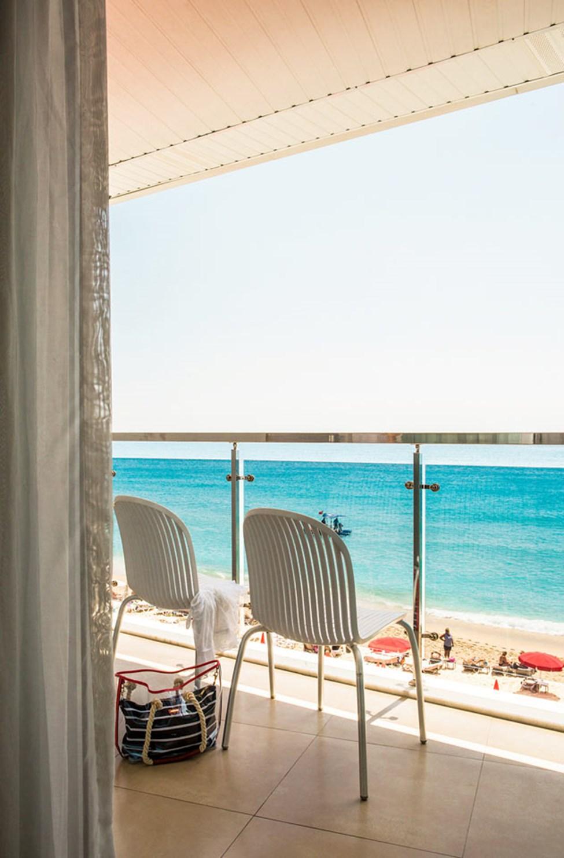På Sunprime Alanya Beach har många rum och sviter fin utsikt över havet