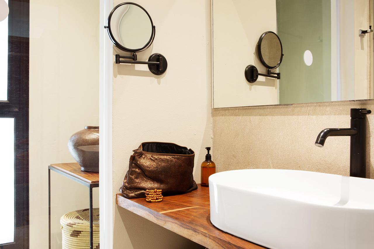 Exempel på badrum i suiterna