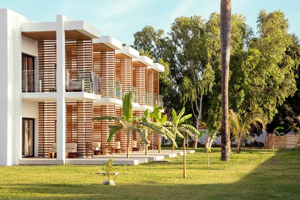 Classic Suite 1 rum, med balkong eller terrass mot omgivningarna