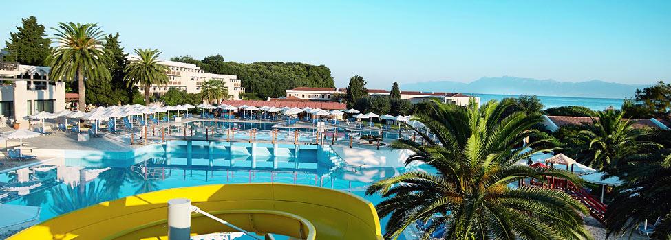 Roda Beach Resort & Spa, Acharavi, Korfu, Grekland