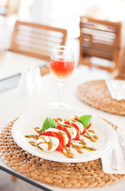 I Prime Kitchen & Bar äter du både frukost, lunch och middag.