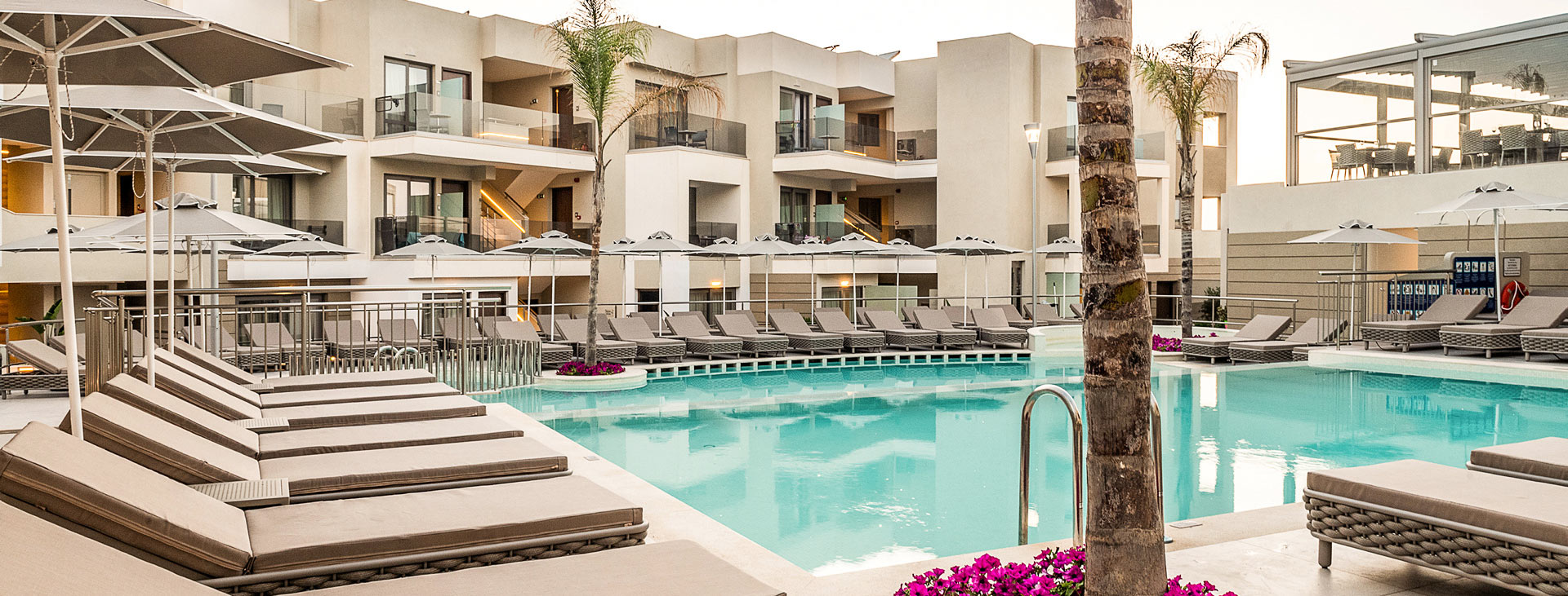 Porto Platanias Beach Luxury Selection, Chaniakusten, Platanias, Kreta, Grekland