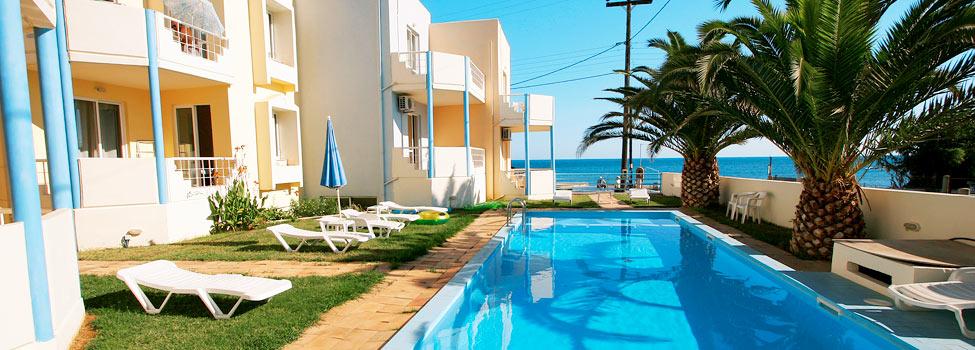 Zotis Apartments, Chaniakusten, Kato Stalos & Kalamaki, Kreta, Grekland
