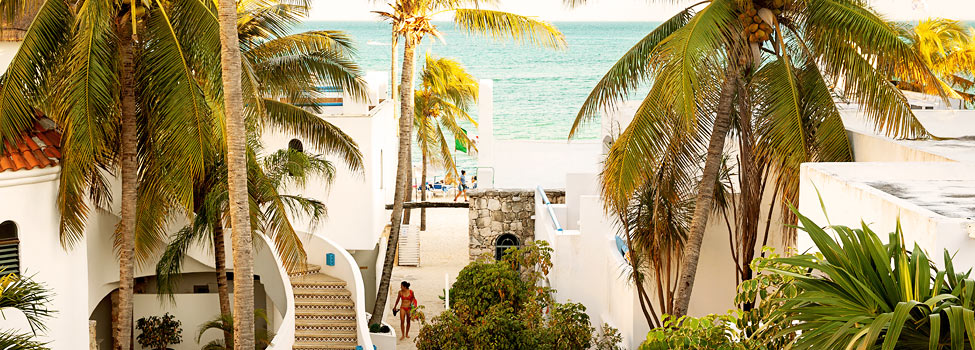 Pelicano Inn, Playa del Carmen, Mexiko, Karibien/Västindien & Centralamerika