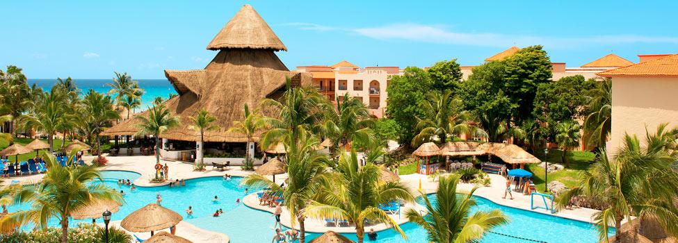Sandos Playacar Beach Resort, Playa del Carmen, Mexiko, Karibien/Västindien & Centralamerika