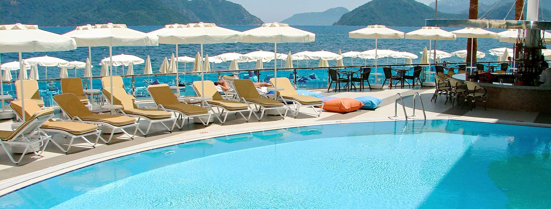 Marbella Marmaris Boka Hotell Hos Ving