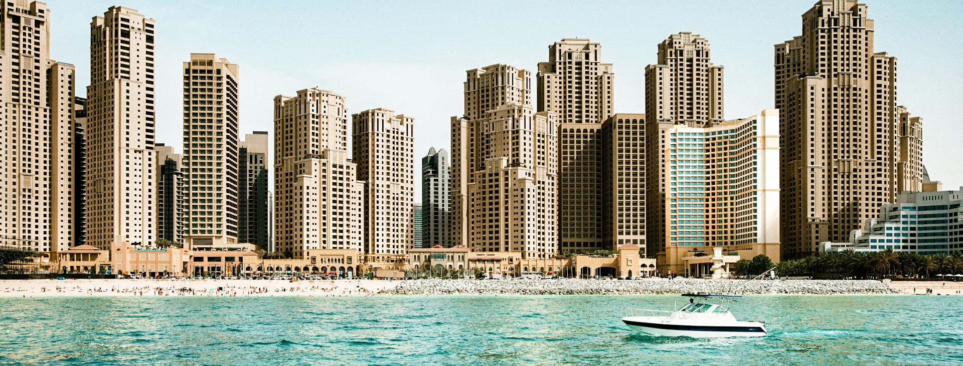 JA Ocean View Hotel, Jumeirah Beach, Dubai, Förenade Arabemiraten