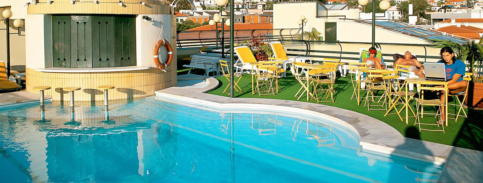 Windsor Hotel, Funchal, Madeira, Portugal