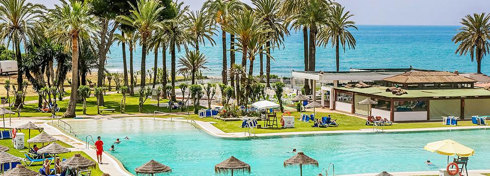 Sol Marbella Estepona Atalaya Park , Marbella, Costa del Sol, Spanien