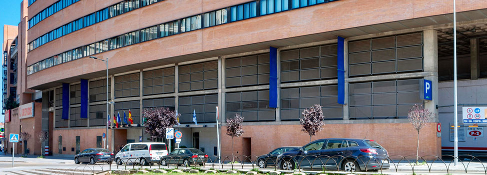 TRYP Málaga Alameda, Malaga, Costa del Sol, Spanien