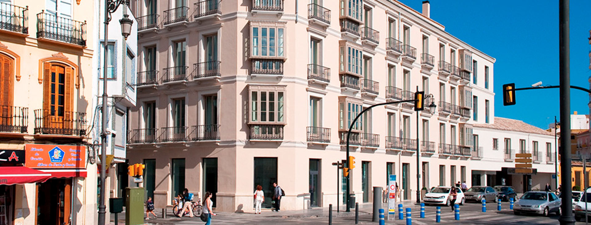 Vincci Selección Posada del Patio, Malaga, Costa del Sol, Spanien
