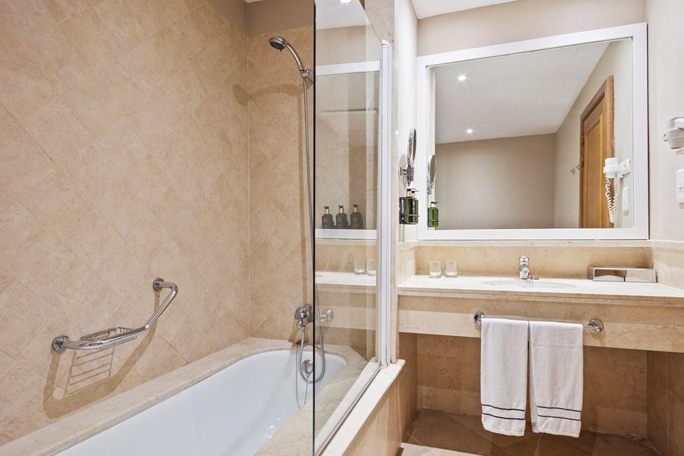 Exempel på badrum