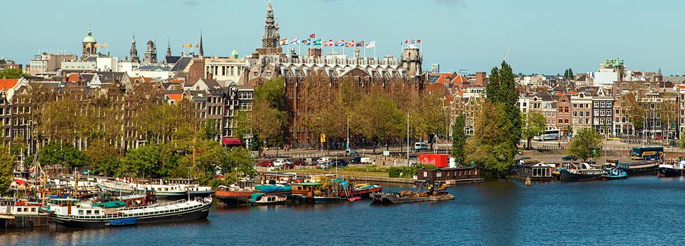 Grand Hotel Amrath Amsterdam, Amsterdam, Nederländerna