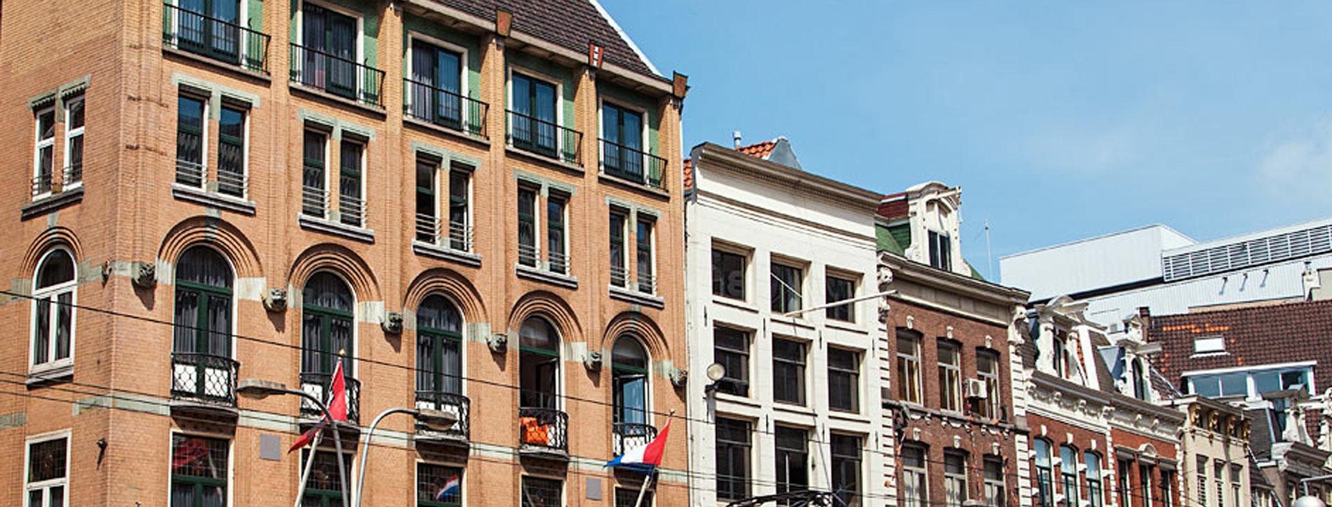 Amsterdam De Roode Leeuw, Amsterdam, Nederländerna