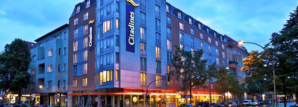 Citadines Berlin Kurfürstendamm, Berlin, Tyskland