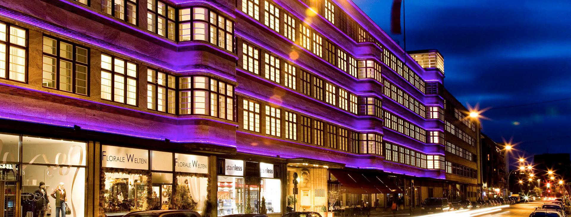 Ellington Hotel Berlin, Berlin, Tyskland