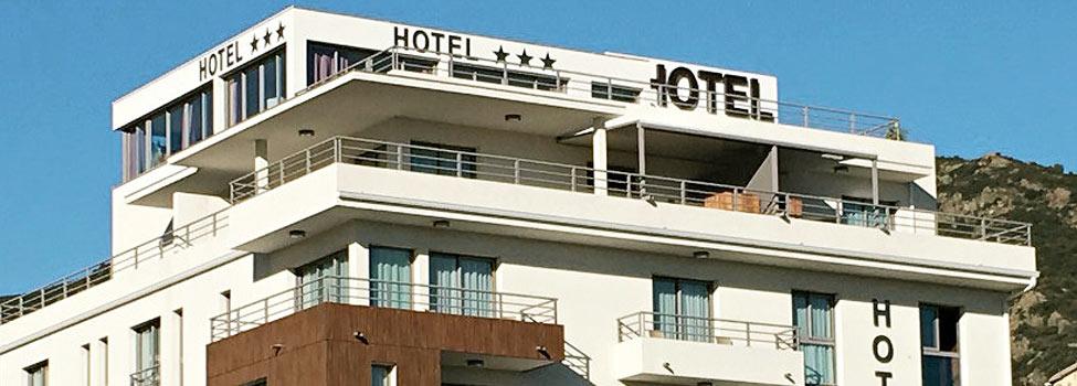 Hotel Port Toga, Bastia, Korsika, Frankrike