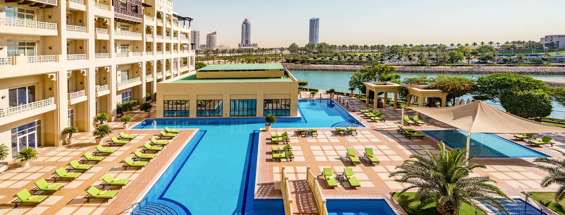 Grand Hyatt Doha Hotel & Villas, Doha, Qatar