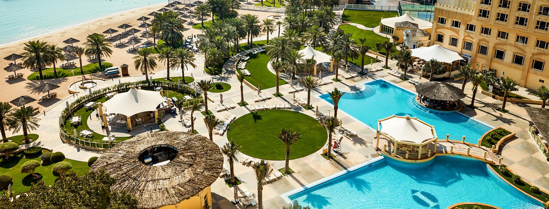 Intercontinental Doha Beach, Doha, Qatar