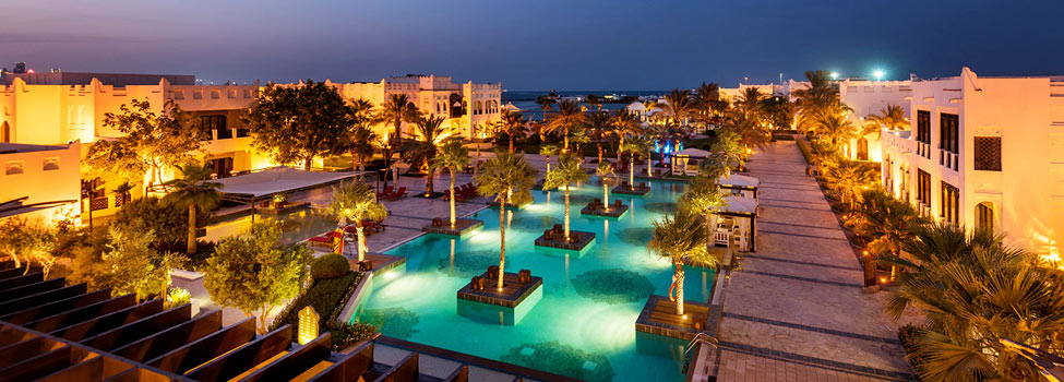 Sharq Village & Spa, a Ritz-Carlton Hotel, Doha, Qatar