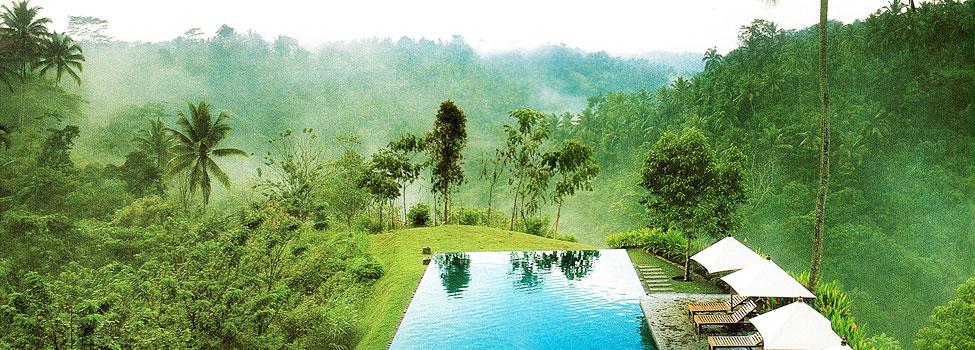 Alila Ubud, Ubud, Bali, Indonesien