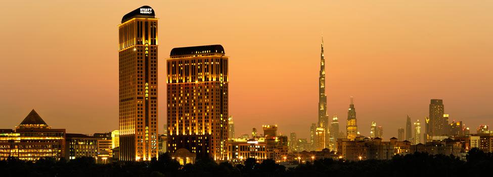 Hyatt Regency Dubai Creek Heights, Bur Dubai, Dubai, Förenade Arabemiraten