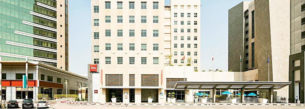 Ibis Deira City Centre Hotel, Deira, Dubai, Förenade Arabemiraten