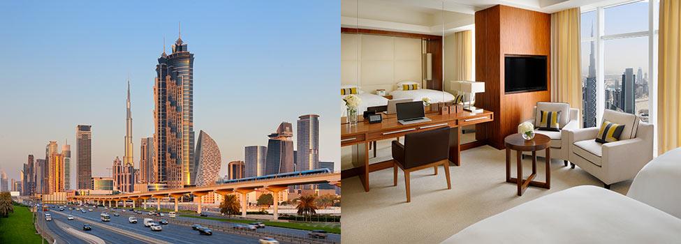 JW Marriott Marquis Hotel, Downtown Dubai, Dubai, Förenade Arabemiraten