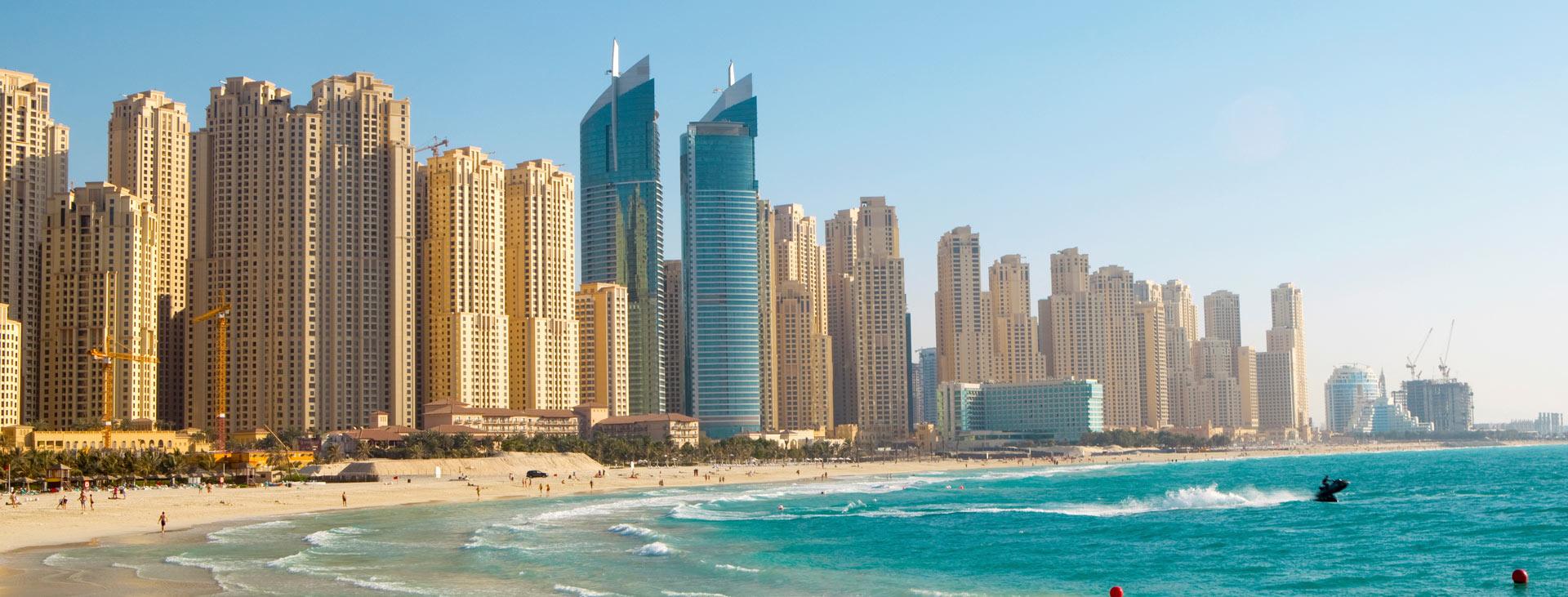 JA Oasis Beach Tower, Jumeirah Beach, Dubai, Förenade Arabemiraten