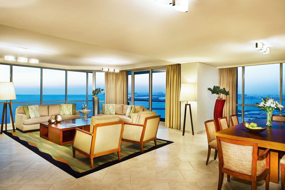 Exempel på lägenhet med 4 sovrum